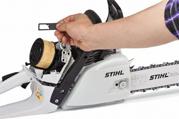 Mootorsaag Stihl MS231 C-BE kiirketipingutus ja ErgoStart kergkäivitus-83