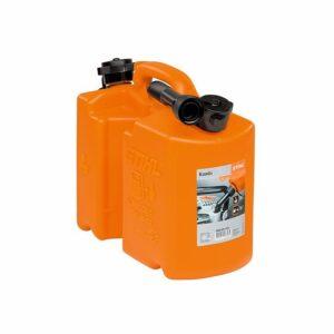 Kanister kombi kütusele/õlile 3L/1,5L
