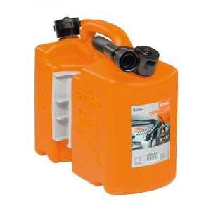 Kanister kombi PROFI kütusele/õlile 5L/3L