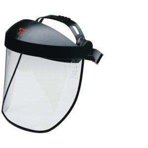 Kaitsevisiir poly klaasiga
