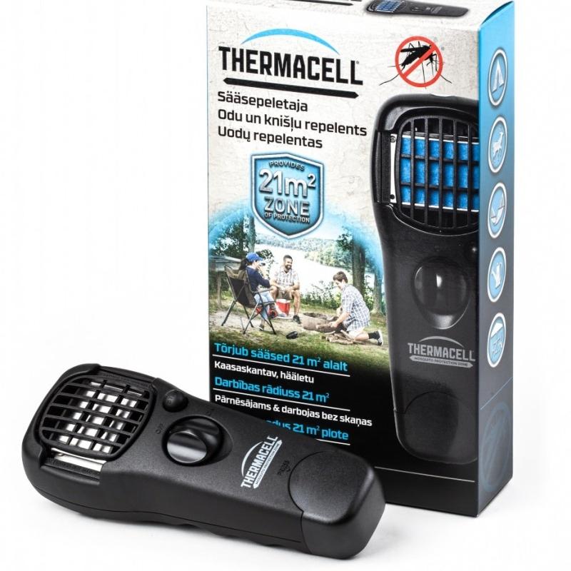 da59f020731 Sääsepeletaja ThermaCELL must - Aia- ja metsatehnika müük