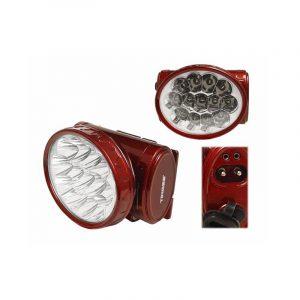 Tiross laetav pealamp LED13