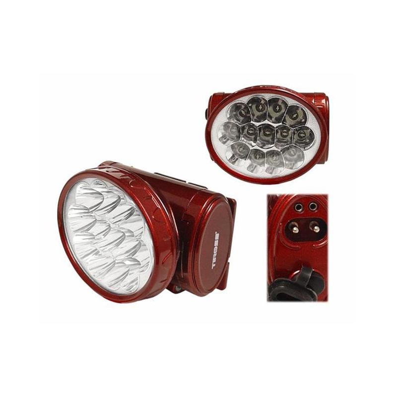 2ddba446005 Tiross laetav pealamp LED13 - Aia- ja metsatehnika müük