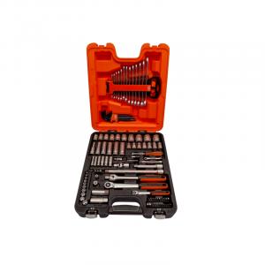 Padrunite ja võtmete komplekt 103 osa 1/2″ ja 1/4″ Bahco S103