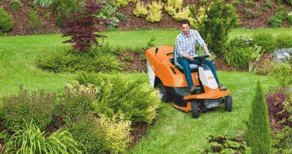 Niidukite ja muu aiatehnika talvine hoiustamine