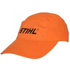 STIHL nokamüts (oranz musta kirjaga)