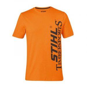 T-särk Timbersports oranž