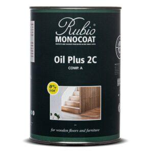 Puiduõli Rubio Monocoat Oil Plus 2C 1L komponent A