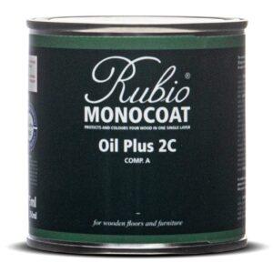 Puiduõli Rubio Monocoat Oil Plus 2C 275ml komponent A
